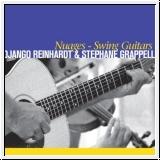 Django Reinhardt & Sephane Grappelli: Nuages - swing guitars. CD