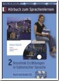 Antonio Tabucchi: Hörbuch zum Sprachenlernen Italienisch. Buch+M