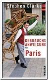 Clarke: Gebrauchseinweisung für Paris