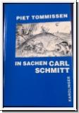 Tommissen: In Sachen Carl Schmitt