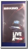 B.B.King live in Afrika. VHS