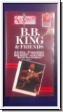 B.B.King & Friends. VHS