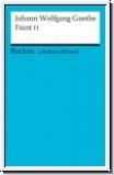 Goethe: Faust II. Lektüreschlüssel (Walter Schafarschik)