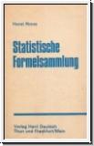 Rinne: Statistische Formelsammlung