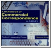 Ashley: A handbook of commercial correspondance