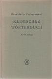 Dornblüth-Pschyrembel: Klinisches Wörterbuch