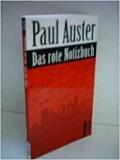 Auster: Das rote Notizbuch