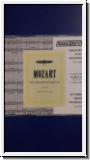 Wulfin Lieske: Mozart. Six viennese sonatinas.