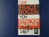 Ernst von Salomon: Der Fragebogen