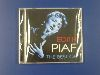 Edith Piaf: The best of