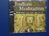 Indian meditation. Traditional music from the Far East. CD.